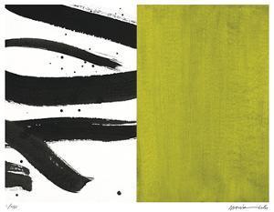 Zen Bamboo by Maria Lobo