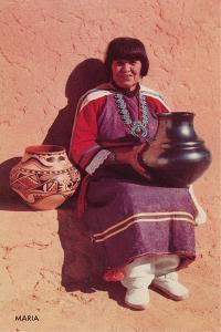 Maria Martinez, San Ildefonso