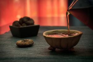 Pouring Black Tea by Maria Melnikova Photography