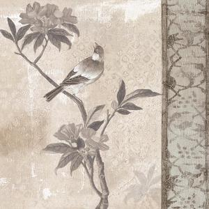 Chinoiserie II by Maria Mendez