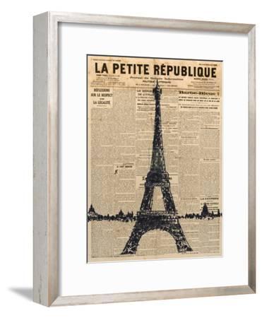 Paris Journal I