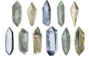 Crystal Gems Set by Maria Mirnaya
