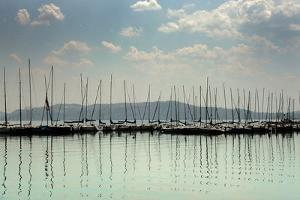 Maria on Lake Balaton Hungary