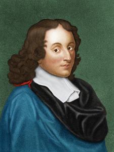 Blaise Pascal, French Mathematician by Maria Platt-Evans