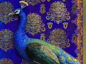 Indian Peacock by Maria Rytova