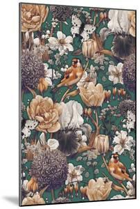 Spring Pattern by Maria Rytova