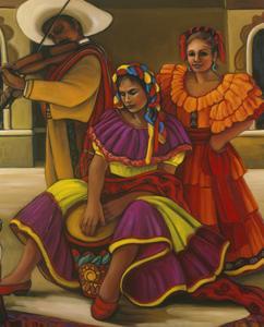 Cinco De Mayo 4 by Maria Sharylen