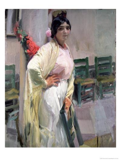 Maria, the Pretty One, 1914-Joaqu?n Sorolla y Bastida-Giclee Print