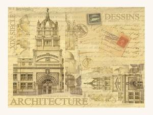 Architecture by Maria Trad
