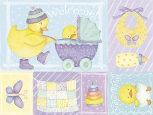 Baby Duck by Maria Trad