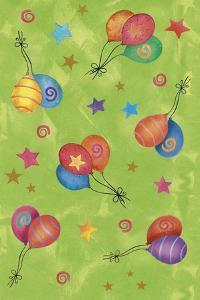 Balloons by Maria Trad