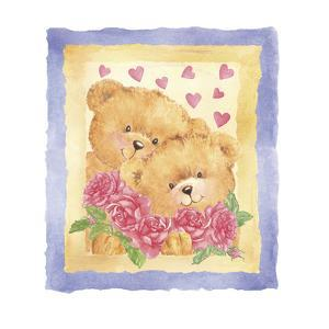 Bear in Love 2 by Maria Trad