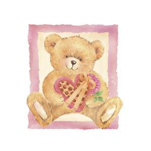 Bear in Love 3 by Maria Trad
