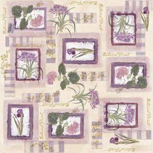 Botanical Prints by Maria Trad