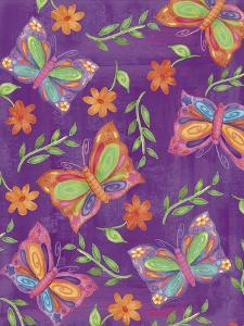 Butterfly Colors by Maria Trad