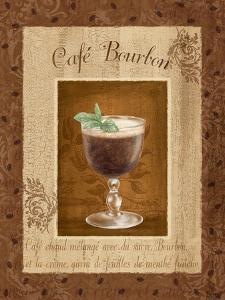 Cafe Bourbon by Maria Trad