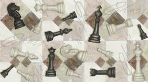 Chess by Maria Trad