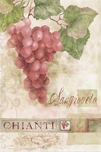 Chianti Sangioveto 1 by Maria Trad