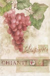 Chianti Sangioveto 2 by Maria Trad