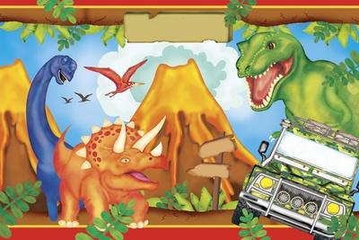 Dinosaur Party 3