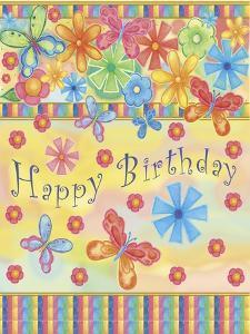 Fun Birthday by Maria Trad