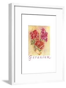 Geraniol SC by Maria Trad
