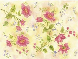 German Flowers by Maria Trad