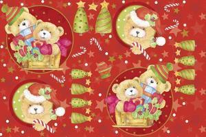Happy Bears by Maria Trad