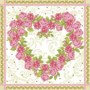Heart of Roses by Maria Trad