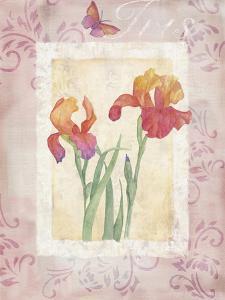 Iris I by Maria Trad