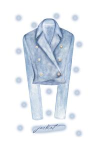 Jacket by Maria Trad