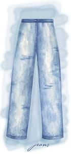 Jeans by Maria Trad