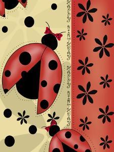 Ladybugs by Maria Trad