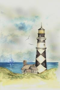 Lighthouse 01A by Maria Trad
