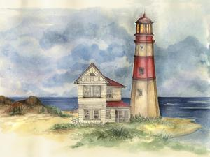 Lighthouse 02 by Maria Trad
