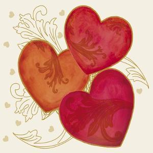 Love Divine Pattern by Maria Trad