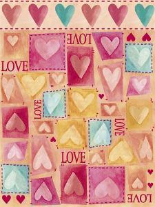 Loving Hearts by Maria Trad