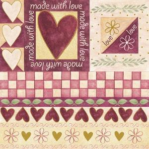 Made W Love by Maria Trad