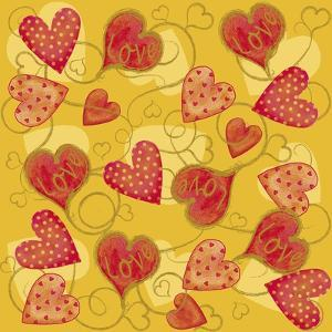 Modern Hearts by Maria Trad