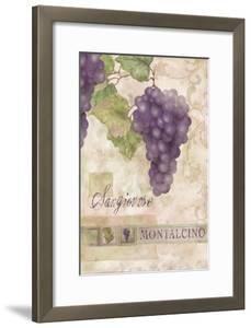 Montalcino Sangiovese 2 by Maria Trad