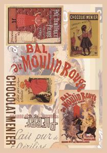 Moulin Rouge by Maria Trad