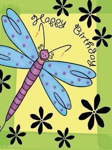 Purplefly by Maria Trad