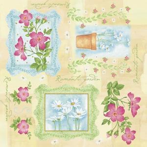 Romantic Garden by Maria Trad