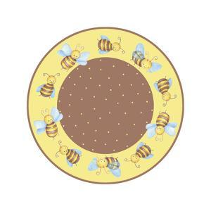Round Bee 2 by Maria Trad