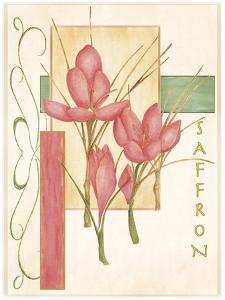 Saffron by Maria Trad