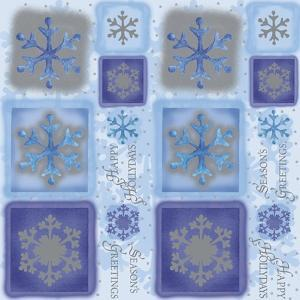 Snowflakes by Maria Trad