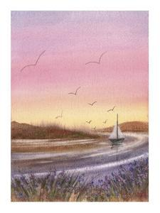 Sunset by Maria Trad