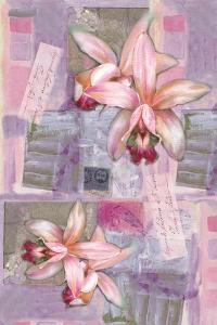 Tropical Orchids by Maria Trad