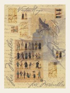 Victor Hugo by Maria Trad