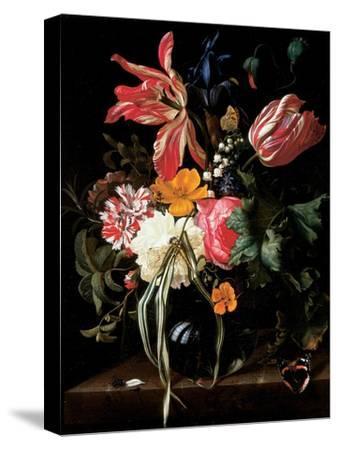 Still Life of Flowers, 1669